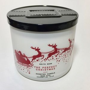 THE PERFECT CHRISTMAS 3 Wick Candle